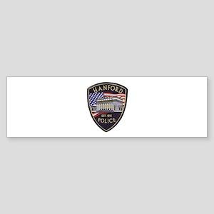 Hanford Police Bumper Sticker