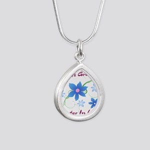 World's Greatest Sister-In-Law (Flowery) Necklaces