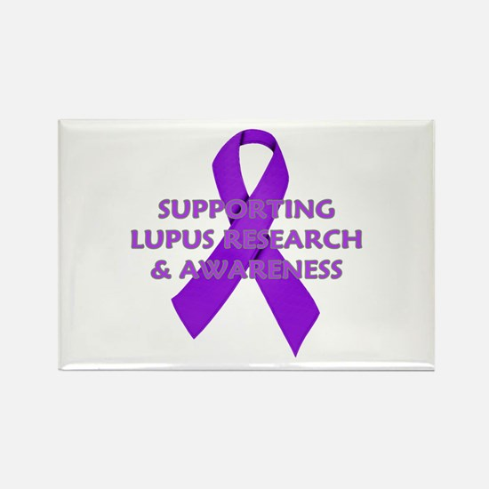 ...Lupus Research... Rectangle Magnet