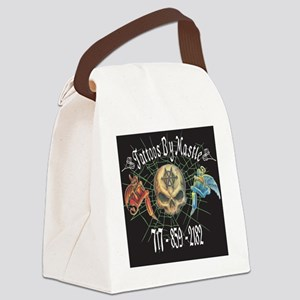 Tatt Logo Canvas Lunch Bag