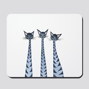 Vallejo Stray Cats Mousepad