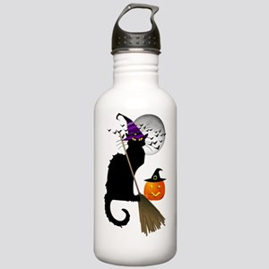 Le Chat Noir - Hallowe Stainless Water Bottle 1.0L