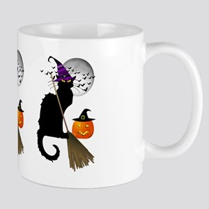 Le Chat Noir - Halloween Witch Mug