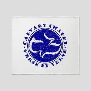 versebyversefront Throw Blanket