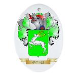 Gittings Ornament (Oval)