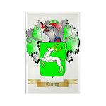 Gitting Rectangle Magnet (100 pack)