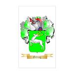 Gitting Sticker (Rectangle)