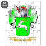 Gitting Puzzle