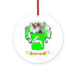 Gitting Ornament (Round)