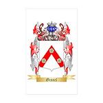 Gissel Sticker (Rectangle 50 pk)