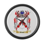 Gissel Large Wall Clock