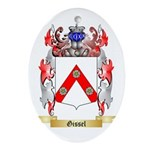 Gissel Ornament (Oval)