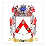 Gispert Square Car Magnet 3