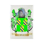 Giry Rectangle Magnet (100 pack)