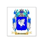 Girshovich Square Sticker 3
