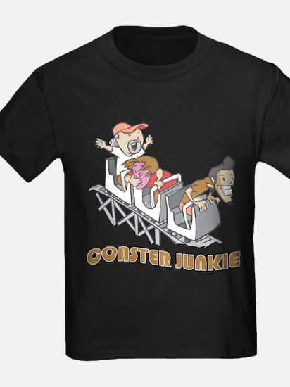 Roller Coaster Junkie T
