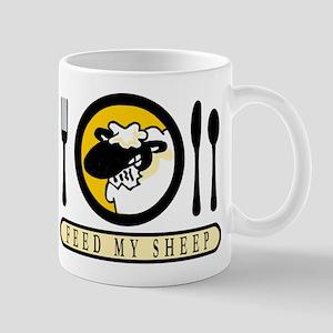 feedmysheepfront Mugs