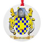 Giron Round Ornament
