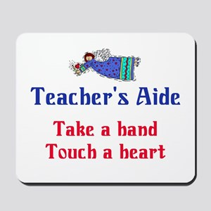 Teacher's Aide Mousepad