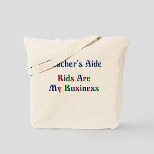 Teacher's Aide Tote Bag