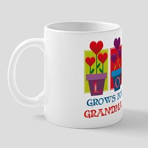Grandma's Garden Mug