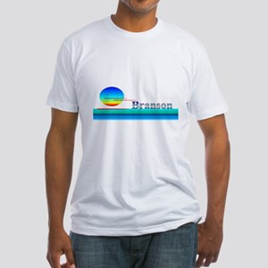 Branson Fitted T-Shirt