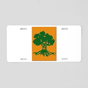 Golani-Brigade-No-Text Aluminum License Plate
