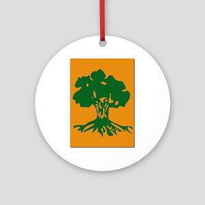Golani-Brigade-No-Text Ornament (Round)