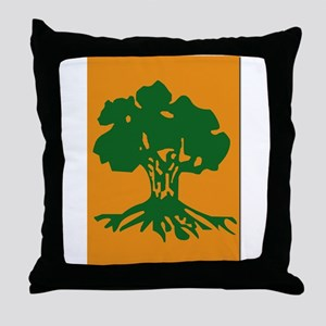 Golani-Brigade-No-Text Throw Pillow