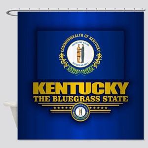 Kentucky (v15) Shower Curtain