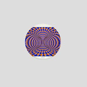 Torus Illusion Mini Button