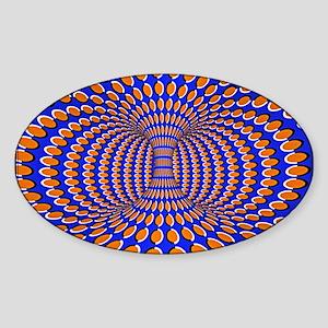 Torus Illusion Sticker
