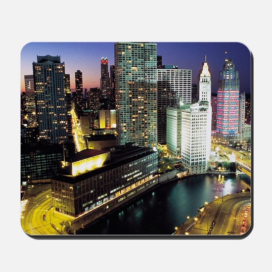 Chicago Photos Mousepad
