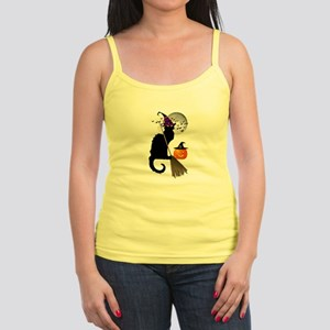 Le Chat Noir - Halloween Witch Tank Top