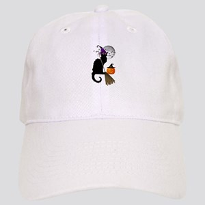 672951cca8d Le Chat Noir - Halloween Witch Cap