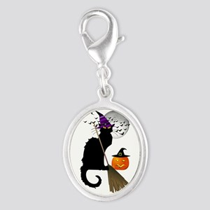 Le Chat Noir - Halloween Witch Charms