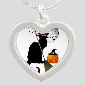Le Chat Noir - Halloween Witch Necklaces