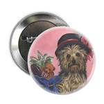 """United Yorkie Rescue 2.25"""" Button (10 pack)"""