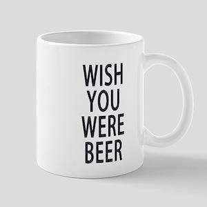 Wish You Were Beer Mugs