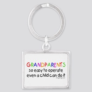 Grandparents Keychains
