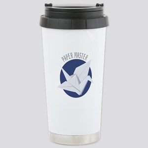 Paper Master Travel Mug