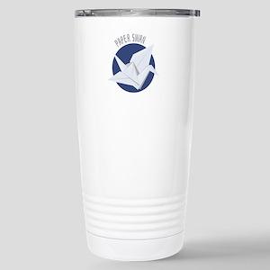 Paper Swan Travel Mug