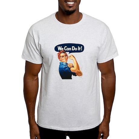 We Can Do It! Light T-Shirt
