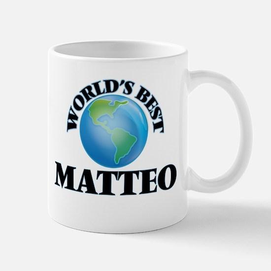 World's Best Matteo Mugs