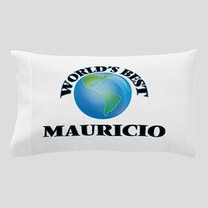 World's Best Mauricio Pillow Case