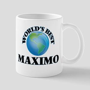 World's Best Maximo Mugs