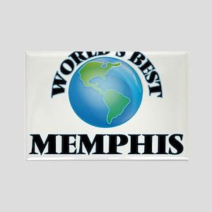 World's Best Memphis Magnets