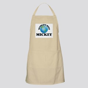 World's Best Mickey Apron