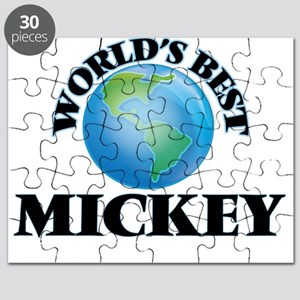 World's Best Mickey Puzzle