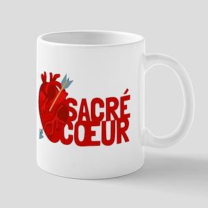 Sacre Coeur Mugs
